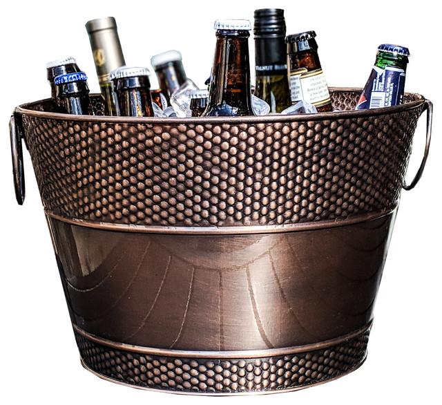 BREKX Hillcrest Pebbled Beverage Bucket