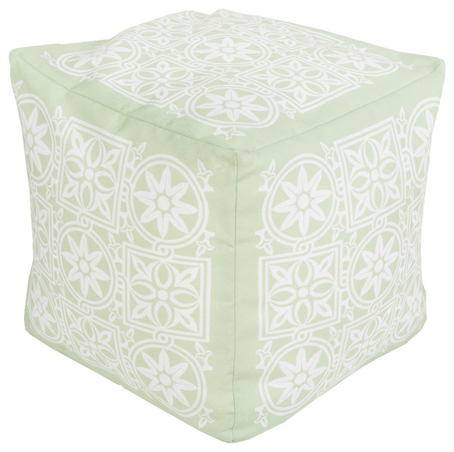 Floor Pillows Modern : Surya Pouf 18