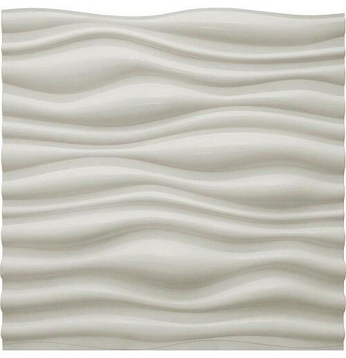 Retro Art Dunes 3d Wall Panels, Luxury Interior Design Wall Paneling Decor.