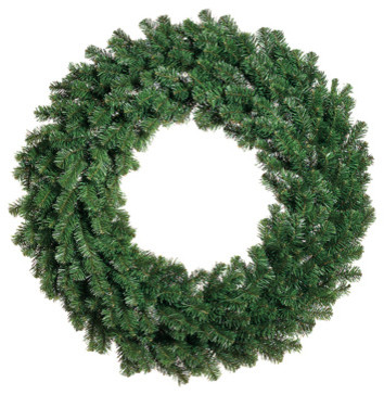 Silk Plants Direct Pine Wreath, Pack Of 1.