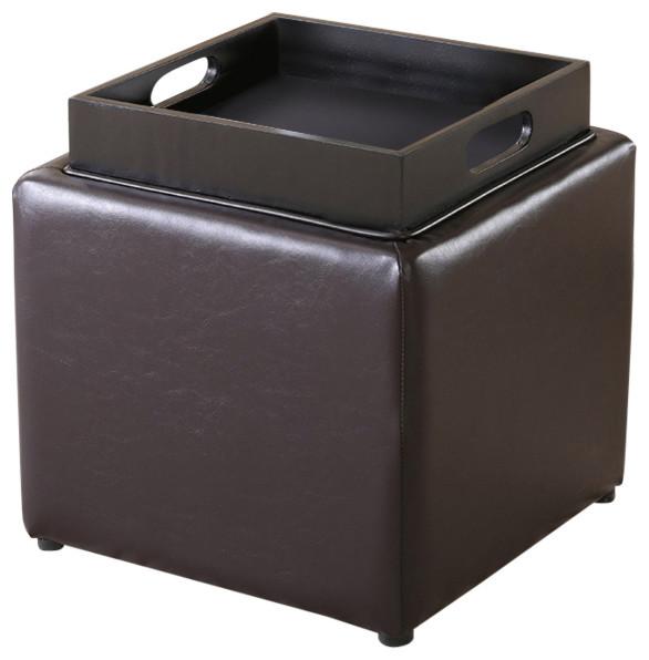 Prime Tray Ottoman Brown Evergreenethics Interior Chair Design Evergreenethicsorg