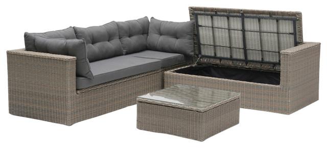 Maitland Outdoor Sofa Set
