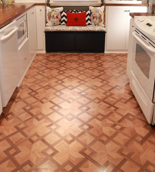 sienna floors parkay house the love flooring home antique pin for