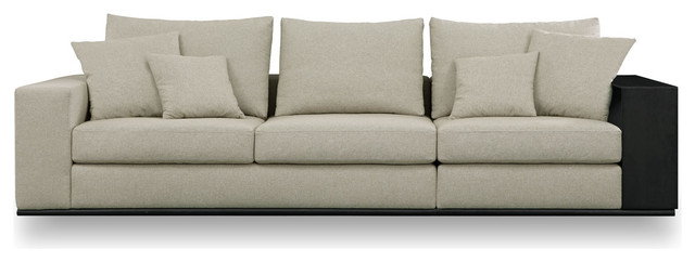 Leone 4-Seater Sofa - Transitional - Sofas - by The Collection ...