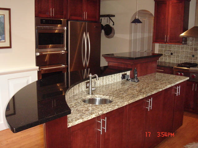 marble kitchen cabinets granite countertops contemporary kitchen countertops 4008
