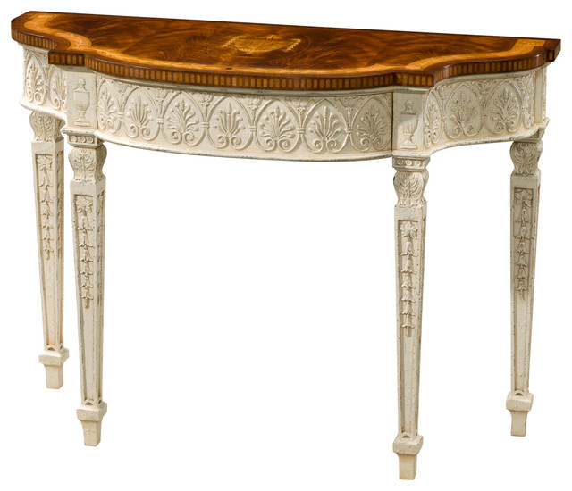 Charming Theodore Alexander Althorp Living History Exceptional Adam Console  Traditional Console Tables