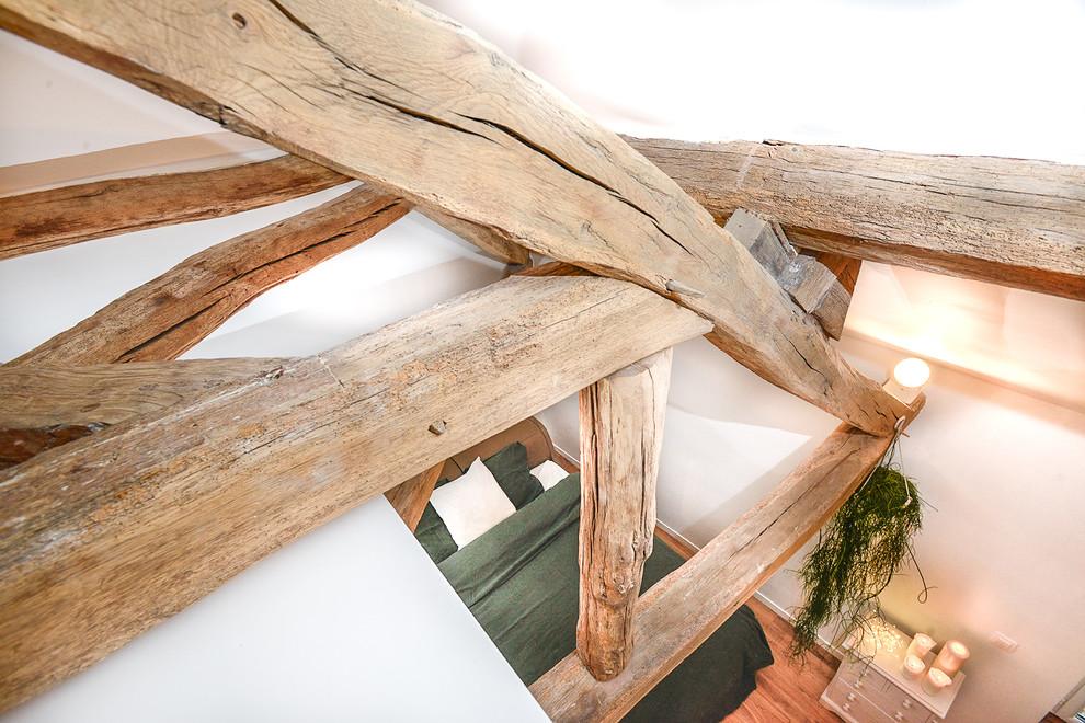 Rénovation d'une suite parentale sous les toits