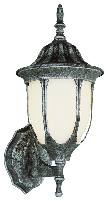 Trans Globe Lighting 4040 Single Light Up Lighting Outdoor Small Wall Sconce fro - Traditional ...