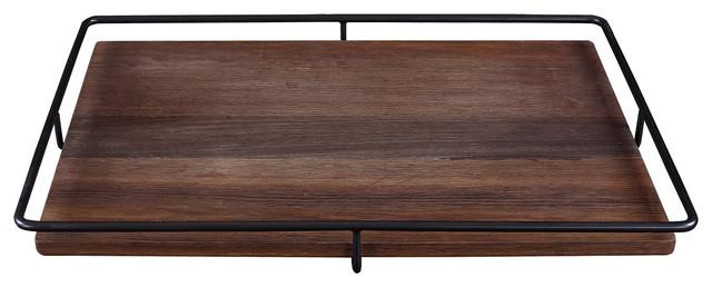 Oak Serving Platter//Table Centre Piece