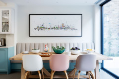 Houzz Tour: A Period Townhouse is Reconfigured for Family Life