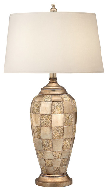 Biscayne single table lamps
