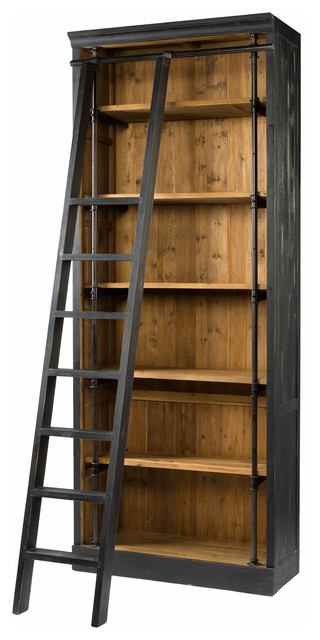 Irondale Ivy Bookcase Industrial Display And Wall