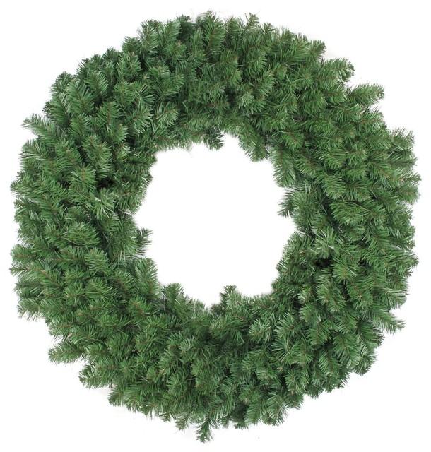 "48"" Colorado Pine Artificial Christmas Wreath."