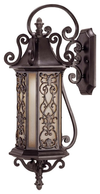 Savoy house forsyth outdoor wall mount light fixture in for Luxury exterior lighting