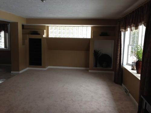 Furniture Placement Long Narrow Livingroom
