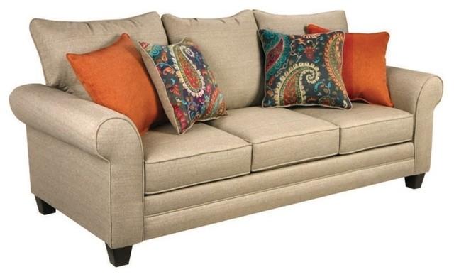 Clayton Sofa, Golden Transitional Sofas