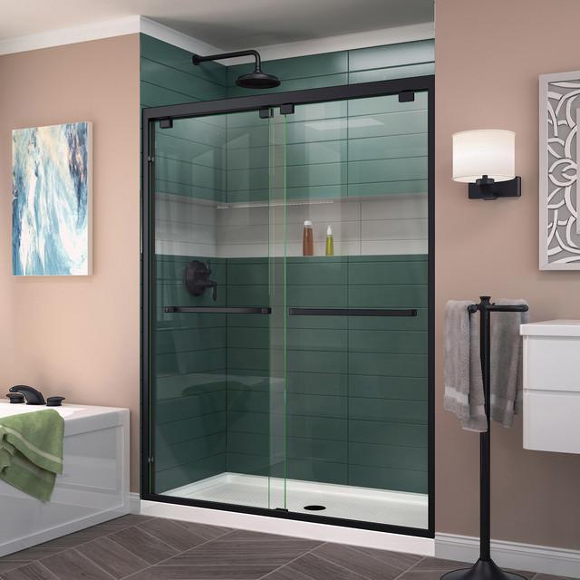 Dreamline Encore 44 48w X 76h Semi Frameless Bypass Shower Door