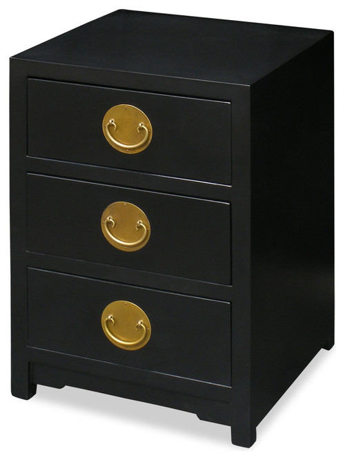 Petite Ming Design Elmwood Chest of Drawers