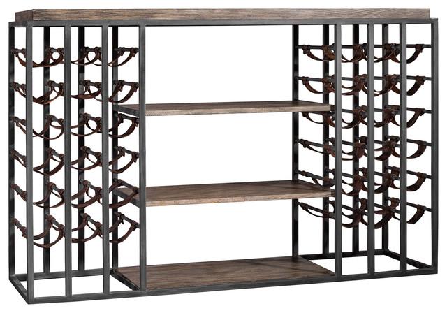 ... Hooker Furniture Dining Room Studio 7H Wine Rack - Wine Racks | Houzz