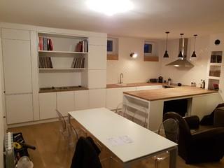 cuisine milton. Black Bedroom Furniture Sets. Home Design Ideas