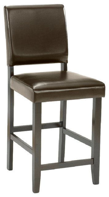 Arcadia Non Swivel Parson Counter Stool Traditional