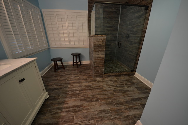 Bathroom remodeling cockeysville md traditional for Bath remodel baltimore