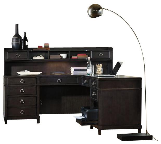Hooker Furniture Kendrick L Desk