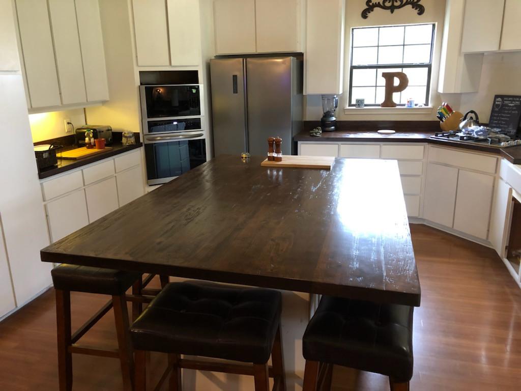 Farmhouse Kitchen Counter Tops