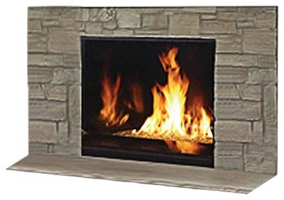 """Superior 40"""" Direct Vent Electronic Ignition Fireplace, Liquid Propane."""