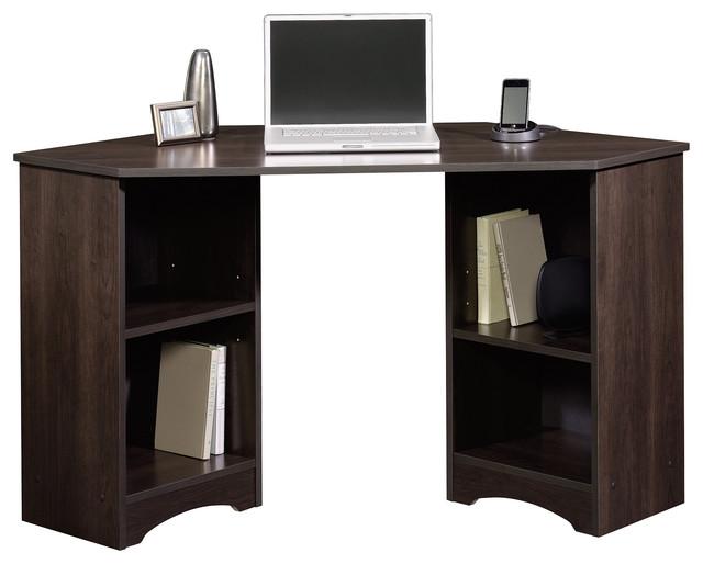 Beginnings Corner Desk, Cinnamon Cherry.