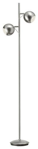 Dainolite Dm320 2 Light 55 Tall Tree Floor Lamp.