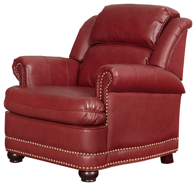 Winston Stationary Chair Traditional Armchairs And Accent Chairs