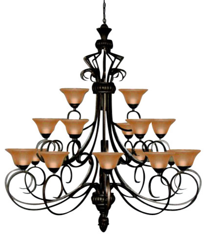 Foyer Entryway Wrought Iron Chandelier Traditional – Rot Iron Chandeliers