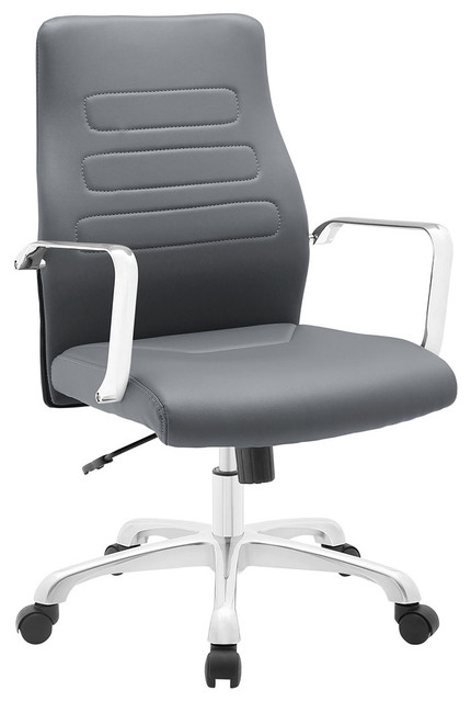 Shop Houzz Cool Office Desk Chair Trenton Offic