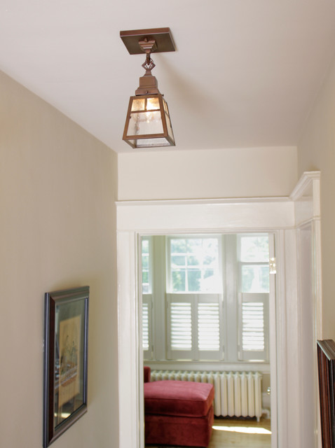 Hallway lighting arts crafts milwaukee by brass light gallery hallway lighting arts and crafts aloadofball Image collections