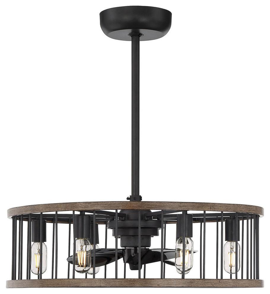 Kona 8 Light Fan D Lier 26 9472 Fd 133