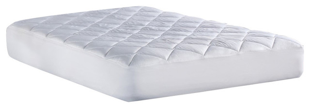 "Medium-Firm 10"" Memory Foam Mattress, King."