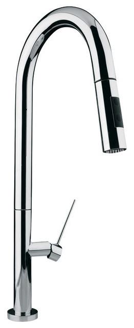 Archer Sink Faucet, Chrome.