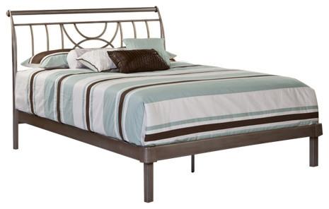 Shop Houzz Hillsdale Furniture Mansfield Platform Bed Set Platform Beds