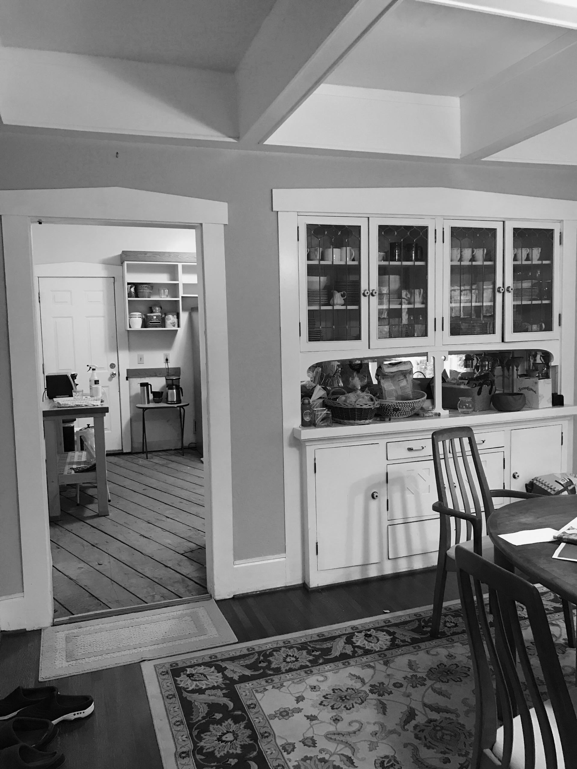 Mount Baker Kitchen & powder room