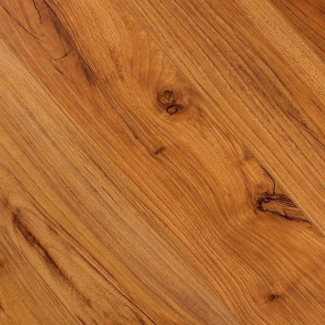 Alloc Elite Caramel Hickory 12 Mm Laminate Flooring