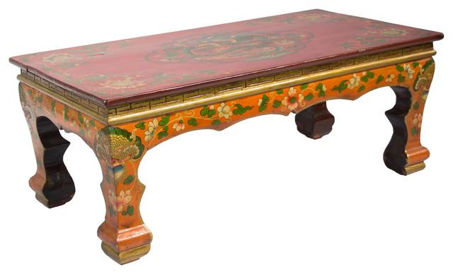 Tibetan Coffee Table