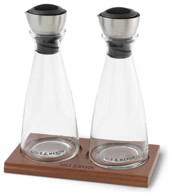 Oil And Vinegar Gift Set.