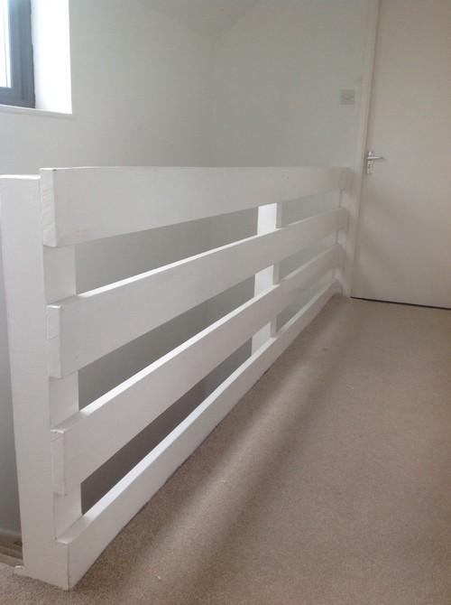 Stair Banister Ideas.