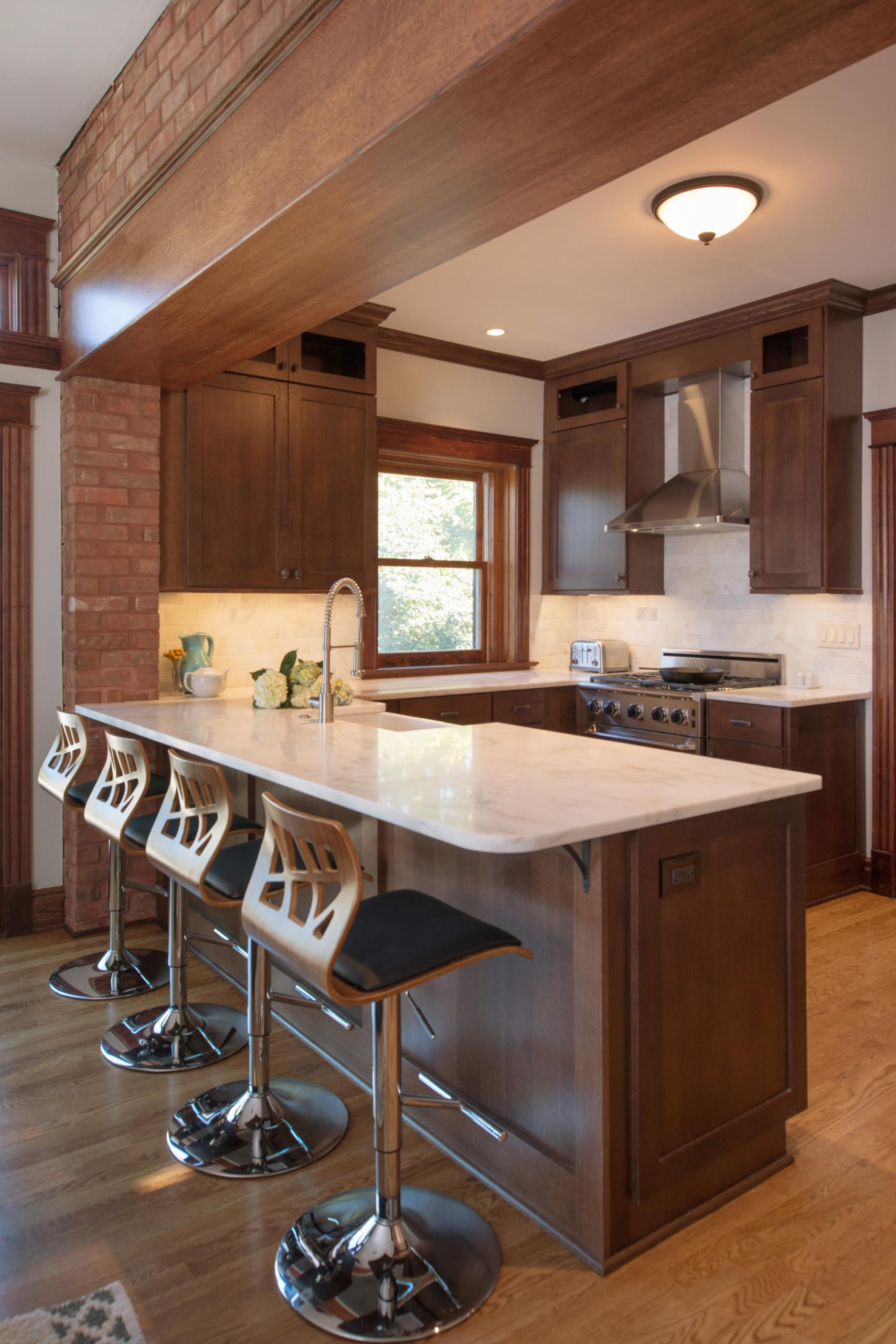 Historic Kitchen Expansion