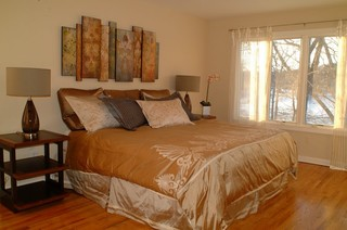 Long Island Home Staging eclectic
