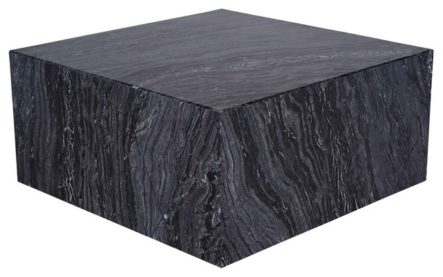 Matisse Coffee Table Marble Contemporary Coffee