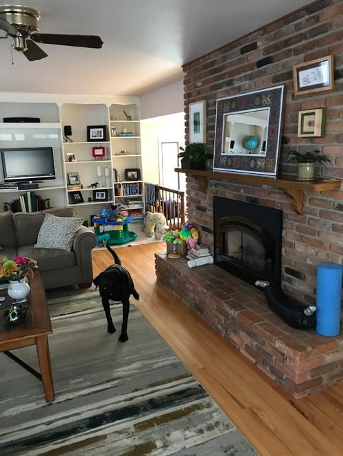 Seeking living room layout help