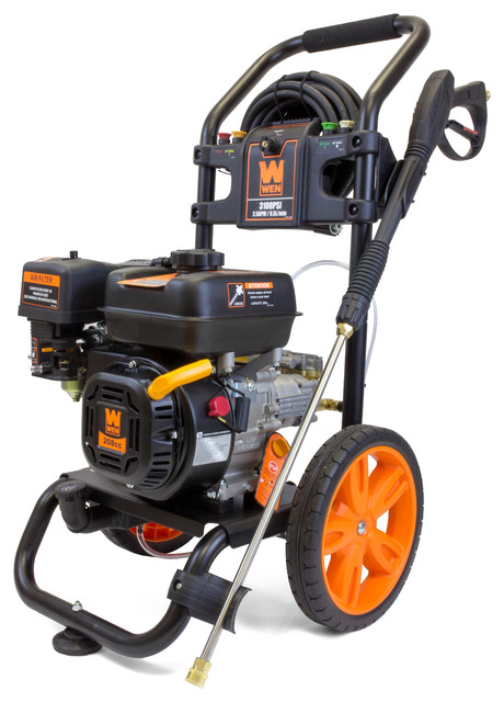 3100 Psi Gas Pressure Washer, 208cc.