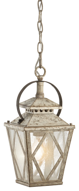 one light distressed antique white outdoor pendant farmhouse pendant lighting antique white pendant lighting